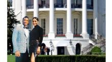 Ciara & Russell Wilson's Favorite Date Night Spot Is the White House