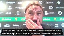 """35e j. - Farke : """"Je suis désolé pour tous les supporters"""""""