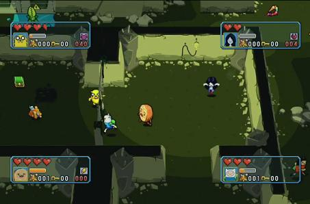 John DiMaggio yells about spoilers in the first Adventure Time: Explore the Dungeon Because I Don't Know! trailer