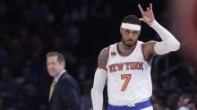 AP source: Knicks agree to trade Carmelo Anthony to Thunder