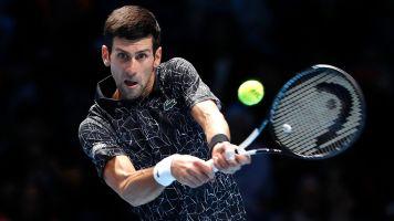 Djokovic dismantles Zverev at ATP Finals