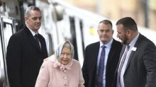 This is why the Queen didn't visit Prince Philip in hospital