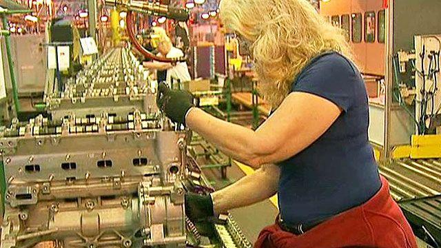 Manufacturing group calls jobs report 'pathetic'