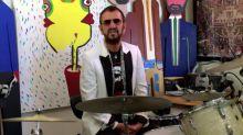 Ringo Starr a fêté ses 80 printemps en ligne avec des reprises des Beatles par ses amis