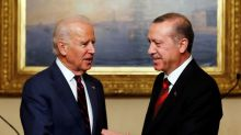 Analysis: Biden risk looms for Turkey's Erdogan and beleaguered lira