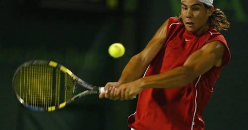 Tennis - ATP - Miami - Une finale Federer-Nadal à Miami, là où une légendaire rivalité est née en 2004