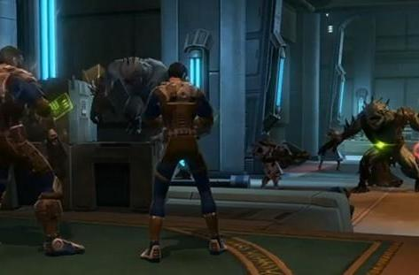 First major patch and maintenance delayed for Star Wars: The Old Republic