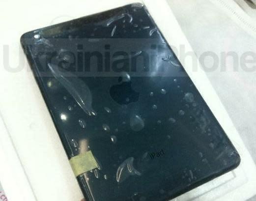 La producción en masa del iPad mini ya habría comenzado, según WSJ