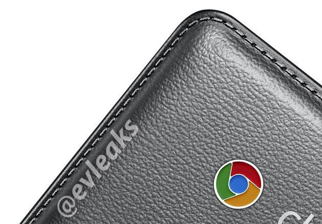 Leak suggests leather-wrapped Samsung Chromebook is on the way