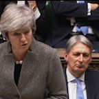 May sets Brexit deal vote for week of January 14