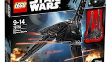 The Star Wars Rogue One LEGO sets will make you thirsty for plastic