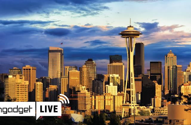 Engadget Live heads to Seattle on July 18th!