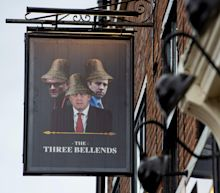 Coronavirus: Merseyside pub changes name to mock Johnson, Hancock and Cummings as local lockdown takes effect