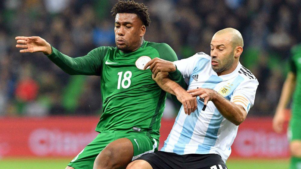 Ohne Messi: Argentinien verliert Test gegen Nigeria