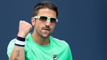 Wild-card entry advances at Geneva Open