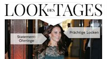 Look des Tages: Herzogin Kate