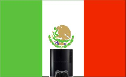 PS3 launching at $974 in Mexico