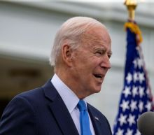 Biden news – live: Trump ally Elise Stefanik elected to GOP chair as AOC and squad attack president on Israel