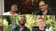 Hablamos con las estrellas que ponen voz a La LEGO Ninjago Película