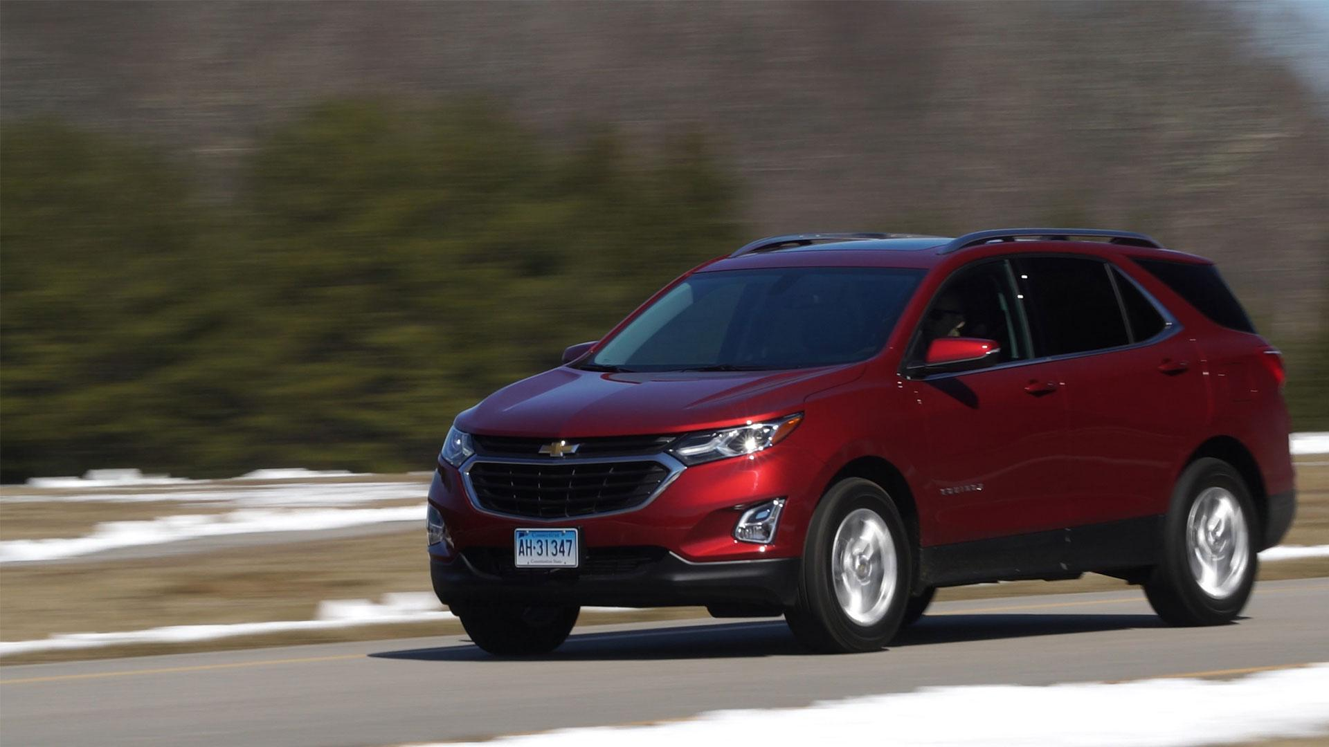2018 chevrolet equinox goes small and high tech. Black Bedroom Furniture Sets. Home Design Ideas
