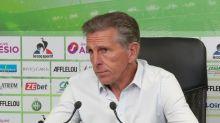 Foot - L1 - Saint-Etienne : Claude Puel : « Ruffier ? Un épiphénomène »