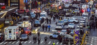 Suspected NYC subway bomber charged