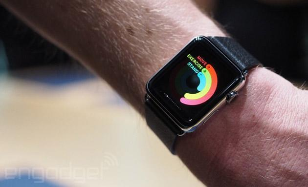 Apple labored over the perfect interface for its Watch Activity app