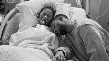 Stars send condolences to Chrissy Teigen and John Legend after heartbreaking baby news