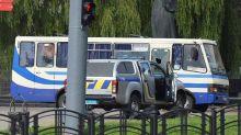 """Ucraina, rapitore autobus Lutsk: """"Stato  il primo terrorista"""""""