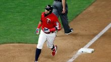 Berríos, Twins take series from Brewers with 7-1 win