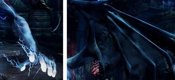 Killer Instinct's character roster foresees an Omen