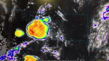 Satellite Imagery Reveals Storms Swirling Over Texas Panhandle
