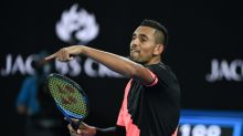 Maturing Kyrgios in better 'head space' after loss