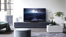 Panasonic's extra-bright OLED TV is aimed at cinephiles