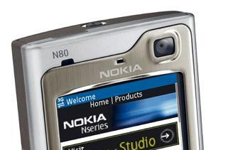 "Nokia re-ups N80 with ""Internet Edition"""