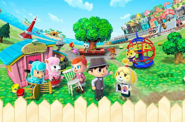 Why Nintendo chose 'Animal Crossing' over 'Mario' for mobile
