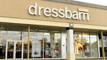 Dressbarn Clothing Chain Is Being Shuttered After Attempted Sale