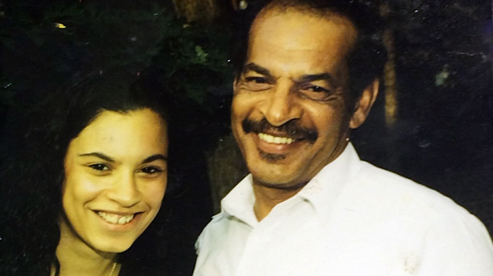 'I was always a daddy's girl': A daughter grieves