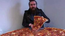Pub in Manchester launches 40-inch pizza eating challenge but do you have what it takes?