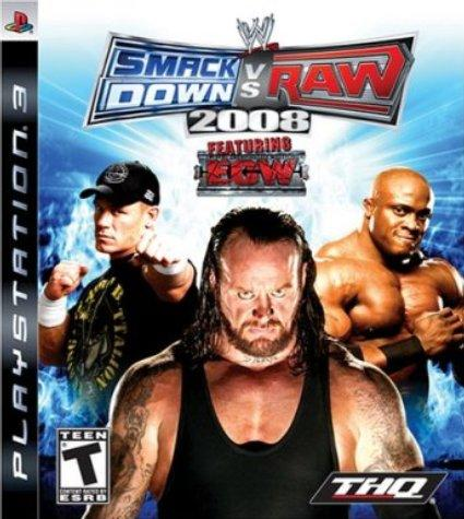 Deal of the Evening: WWE Smackdown vs. Raw 2008 for $30