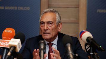 """FIGC, Gravina: """"Chiudere questa stagione? Sì, se non compromettiamo la prossima"""""""