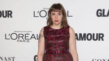 """Fashion is fun"": Lena Dunham hits back at her style critics"