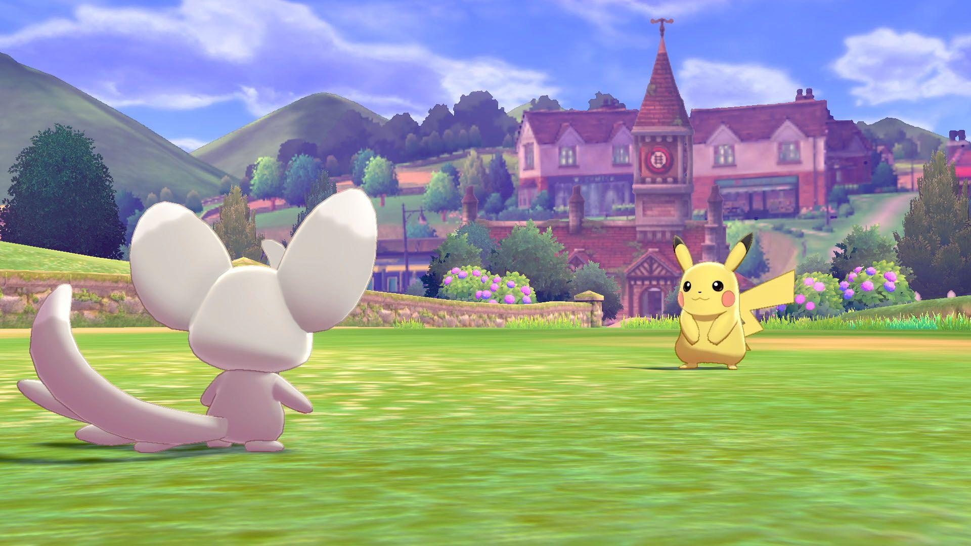 New Pokemon Sword and Shield Trailer Shown During Nintendo Direct Today