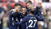 Eriksen, Lamela send Spurs into FA Cup semis