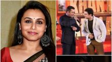 Rani Mukerji: Aamir Khan is punctual; Salman Khan is chilled out; Shah Rukh Khan is a megastar