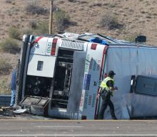 A Passenger Bus Crash in New Mexico Has Killed Three People and Injured Dozens