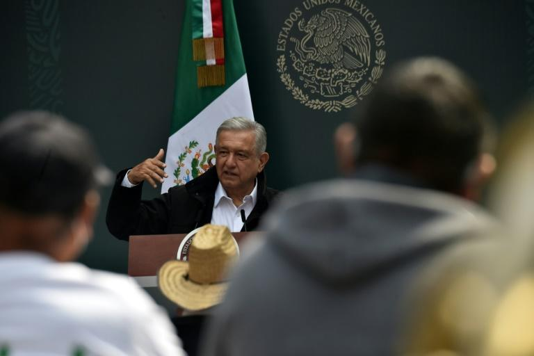 Mexican President Andres Manuel Lopez Obrador announced that arrest warrants were issued for military personnel in the case of 43 students missing from a teaching training school in 2014