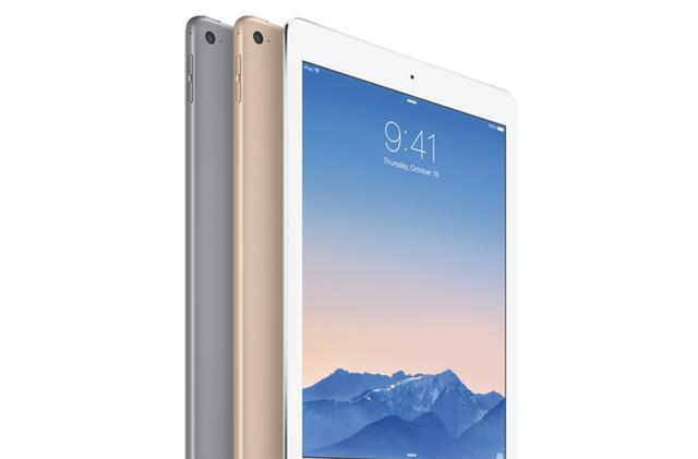 Apple iPad Air 2 and Retina Mini 3 now available for pre-order