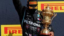 Em final emocionante, Hamilton vence pela 7ª vez o GP da Inglaterra