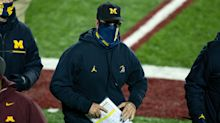 Does Jim Harbaugh finally have a team that can compete at Michigan?   Yahoo Sports College Podcast